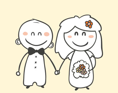 Eigene Hochzeit